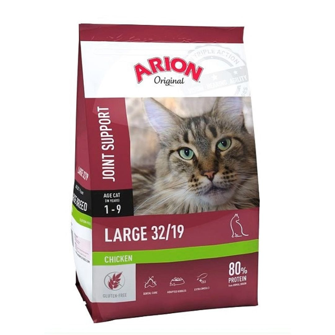 ARION ORIGINAL CAT LARGE BREED 7.5 KG