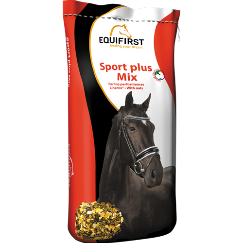 EQUIFIRST SPORT PLUS MIX 20 KG